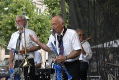 哥本哈根爵士节2015年 免版税库存图片
