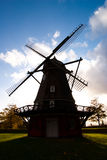 哥本哈根风车 免版税图库摄影