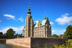 """哥本哈根,丹麦†""""2016年8月15日:Rosenborg城堡是r 库存照片"""