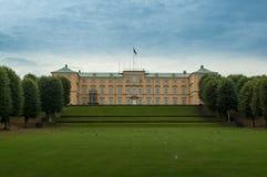 哥本哈根,丹麦- Frederiksberg公园 免版税库存照片