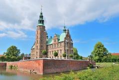 哥本哈根, Rosenborg 免版税库存图片