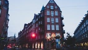 哥本哈根 库存图片