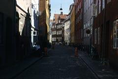 哥本哈根 库存照片