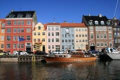 哥本哈根 免版税图库摄影