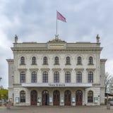 哥特人斯托拉Teatern 免版税库存图片