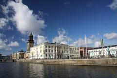 哥特人瑞典 免版税图库摄影