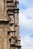 哥特式大教堂 图库摄影