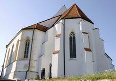 哥特式教会 免版税图库摄影