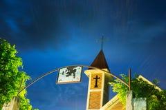 哥特式教会 免版税库存图片