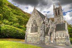 哥特式的教会 免版税库存照片