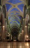 哥特式的教会 免版税库存图片
