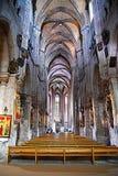哥特式的教会 免版税图库摄影
