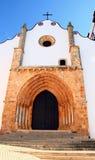 哥特式的教会 库存照片