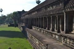 吴哥窟宫殿Camboya 图库摄影