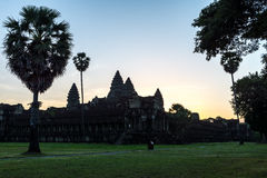 吴哥窟暹粒,柬埔寨 图库摄影