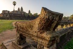 吴哥窟暹粒,柬埔寨 免版税库存照片