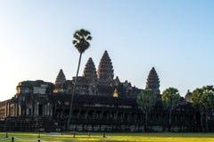 吴哥窟暹粒,柬埔寨 库存图片