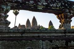 吴哥窟暹粒,柬埔寨 免版税库存图片