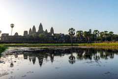 吴哥窟暹粒,柬埔寨 免版税图库摄影