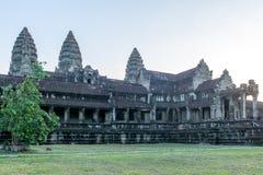 吴哥窟暹粒,柬埔寨 库存照片