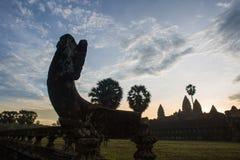 吴哥窟,暹粒柬埔寨2015年5月 图库摄影