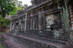 吴哥窟,暹粒柬埔寨2015年5月 库存图片
