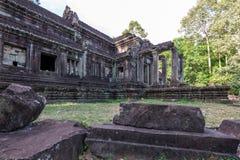 吴哥窟,暹粒柬埔寨2015年5月 库存照片