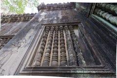 吴哥窟,暹粒柬埔寨2015年5月 免版税库存照片