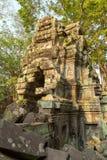 吴哥窟,高棉寺庙复合体,亚洲 柬埔寨收割siem 图库摄影