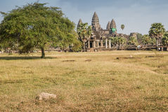吴哥窟, Siemreap,柬埔寨 库存照片