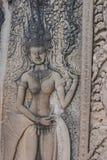 吴哥窟, Siemreap,柬埔寨 免版税库存图片