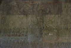 吴哥窟, Siemreap,柬埔寨 免版税库存照片