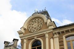 哥罗德诺犹太教堂,白俄罗斯 免版税图库摄影