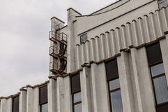 哥罗德诺arcitecture detailes 免版税图库摄影