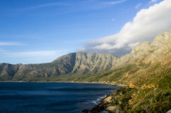 哥顿的海湾,南非(水平) 免版税库存图片