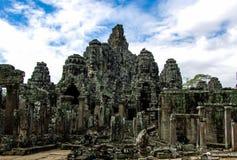 吴哥Siemriep柬埔寨 库存图片