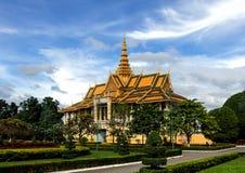 吴哥Siemriep柬埔寨 库存照片