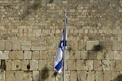 哭墙,耶路撒冷,以色列 库存照片