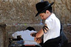 哭墙-以色列 库存照片