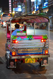 唐人街在曼谷-泰国 免版税库存图片