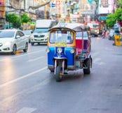 唐人街在泰国 免版税库存照片