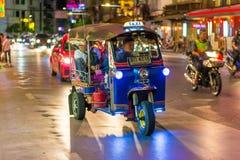 唐人街在泰国 图库摄影