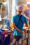 唐人街在泰国 库存图片