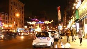 唐人街在纽约 影视素材