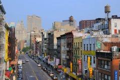 唐人街市纽约