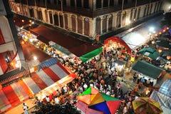 唐人街新加坡 免版税库存照片