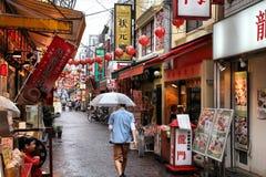 唐人街横滨 库存图片