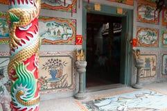 唐人街,曼谷,泰国 免版税库存图片