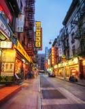 唐人街 图库摄影