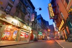 唐人街 免版税库存图片
